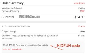 Loving Family Promo code at Kmart