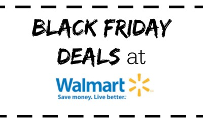 Check out the Walmart Black Friday Deals
