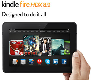 Kindle Fire Deal!