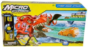 Micro Chargers Cyber Squid Attack deal