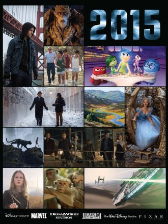 Check out the 2015 Disney Movies Preview list for a lineup of this year