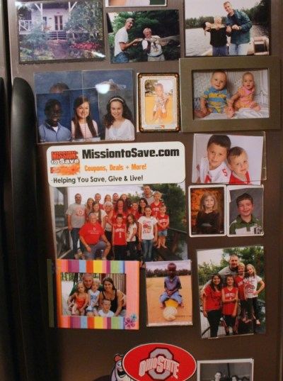 world vision family
