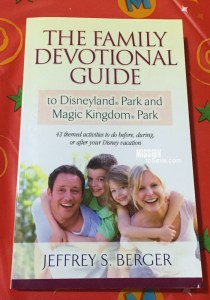 Disney Family Devotional Guide
