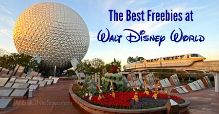 Walt Disney World monorail and Epcot ball