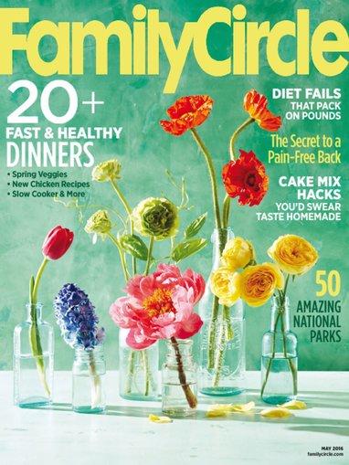 family circle magazine deal