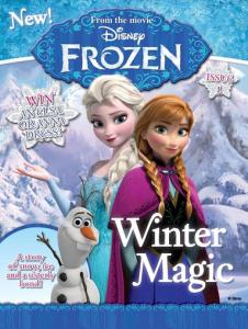 frozen magazine deal