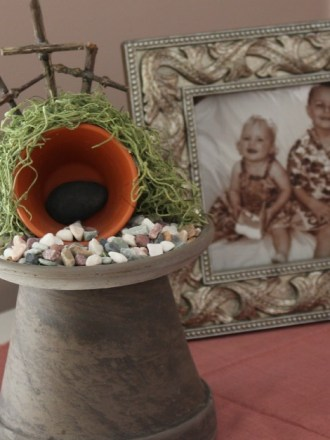 Try making this great DIY Easter Decor prioject- The Empty Tomb Garden