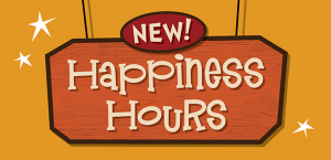 Max & Erma's Happiness Hours