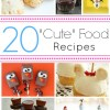 Cute Food Recipes Perfect for Holidays and Parties