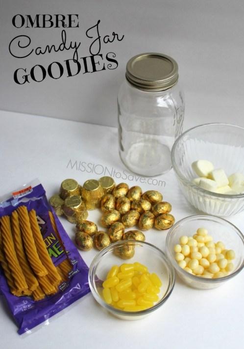 DIY Candy Jar Gift