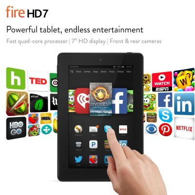 Deal on Kindle Fire HD