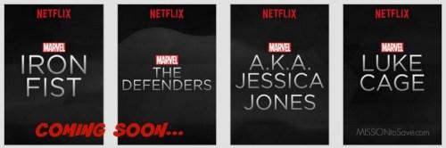 More Marvel on Netflix