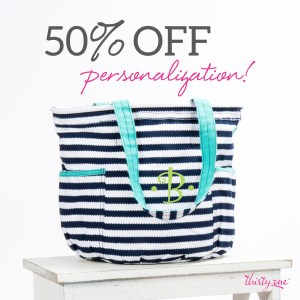 thirty one spring personalization sale