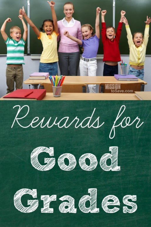Freebies for Good Grades with good report card rewards.