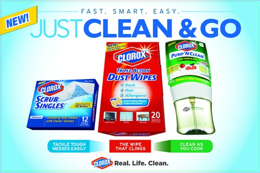Clorox Cartwheel Offers at Target #RealLifeClean #ad