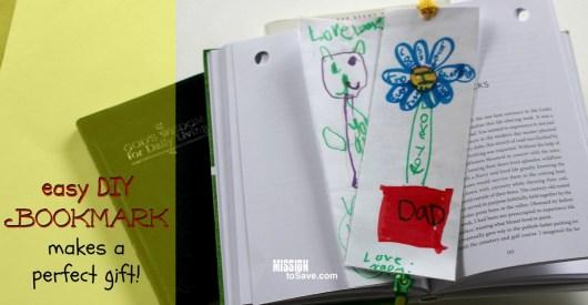 DIY Bookmark (FB)