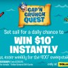 Hunt for Treasure with the Cap'n Crunch Dollar General Sweeps #CapnCrunchQuest [ad]
