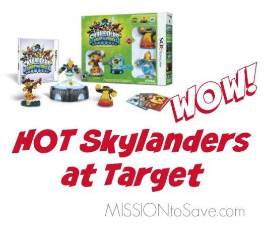 WOW! Skylanders Swap Force Starter Pack as Low as $5.75 at Target