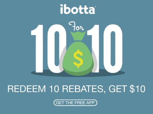 Ibotta $10 New User Bonus!