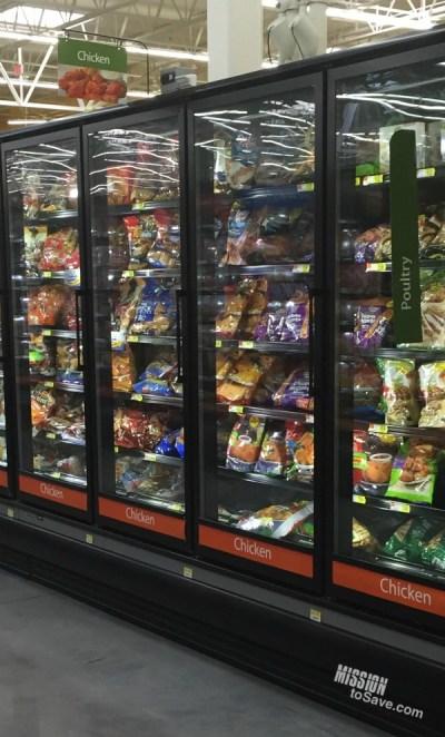 tyson frozen food at walmart