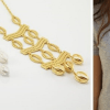 Fab Statement Necklace in Gold or Silver for Just $6.99!
