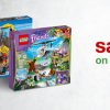 LEGO Sale at Target + 15% Off Cyber Week Code