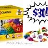 *HOT* LEGO Creative Building Box, 580 pcs- Just $30!