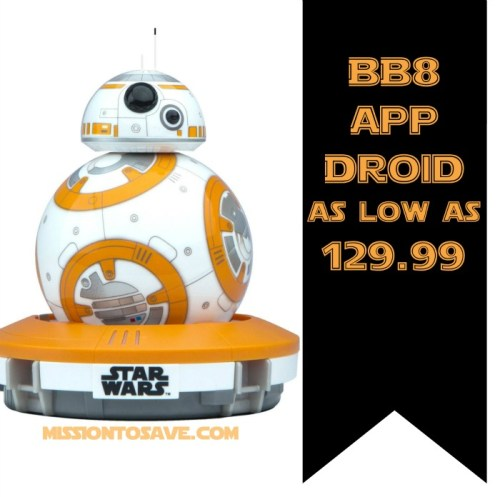 BB8 Droid Deal