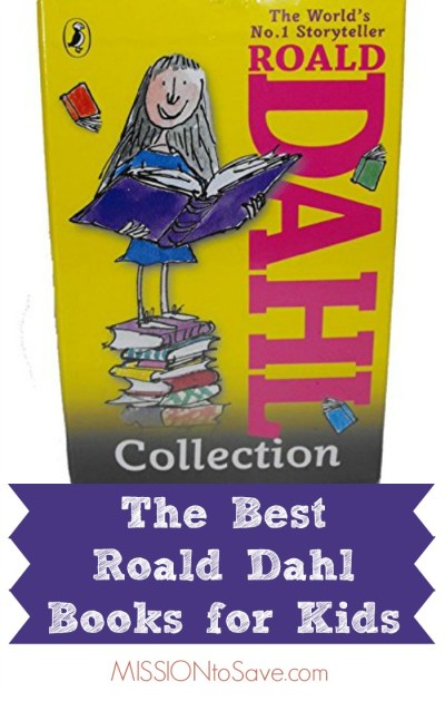 The Best Roald Dahl Books for Kids
