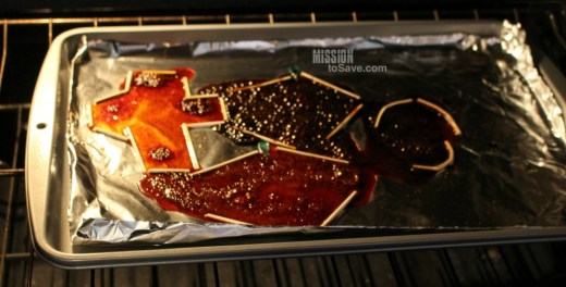 Stained Glass Candy Suncatchers FAIL