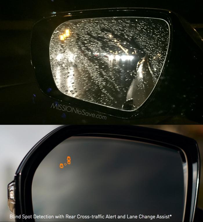 hyundai blind spot detection