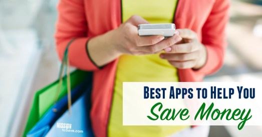 There are a ton of apps for saving money that you can add to your smartphone. I have narrowed down the list to the best apps to help you save money.