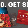 Bloomin Brands and Outback Steakhouse Holiday Gift Card Offer