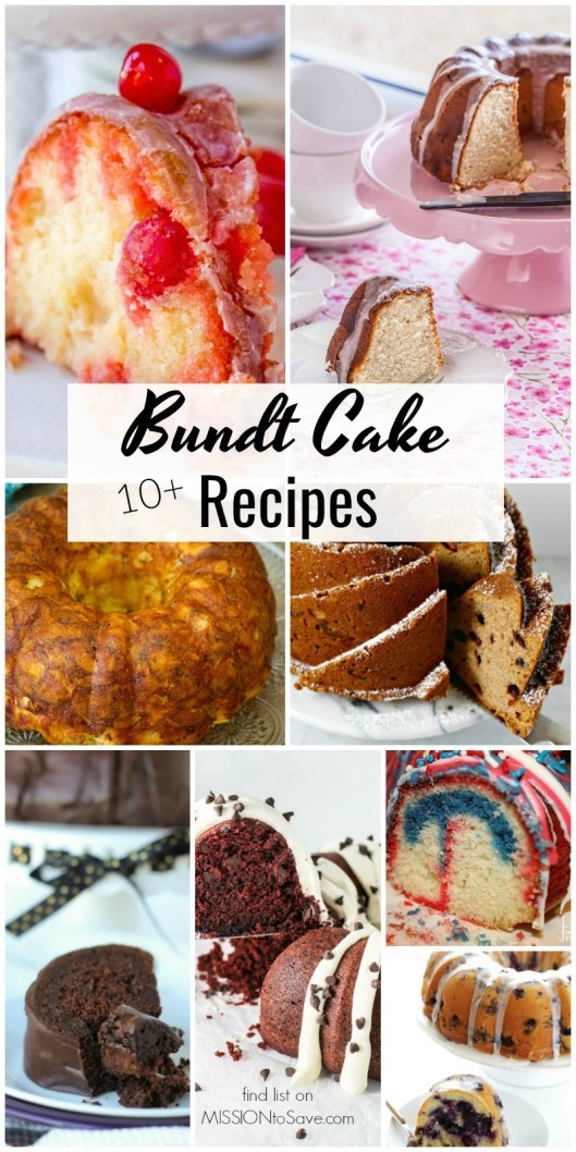 There is just something irresistible and intriguing about a bundt cake- yeah? Also, I love how creative you can get with not only the bundt cake recipe, but even the shape of the cake (thanks to those fun pans).  So check out this list of recipes and don't worry Mama Portokalos, even though there's a hole in this cake- you won't be missing a thing from these fabulous recipes!