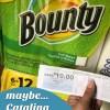 WOW! Possible Bounty Catalina Mega Sale Stack + More Kroger Mega Event Updates