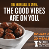Donate to No Kid Hungry at Noodles & Company and Get Free Sharable