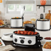 HOT Crock-Pot Clearance on Swing and Serve and Classic 6 Qt.