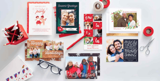Walgreens Christmas Card.50 Off Holiday Cards From Walgreens Mission To Save