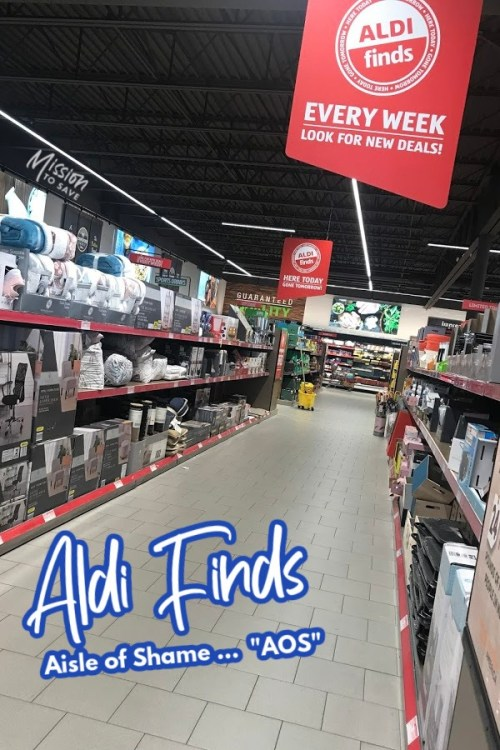 Aldi Finds Aisle