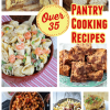 Over 35 Pantry Cooking Recipes for Frugal Meals