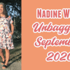 nadine west unbagging with floral dress
