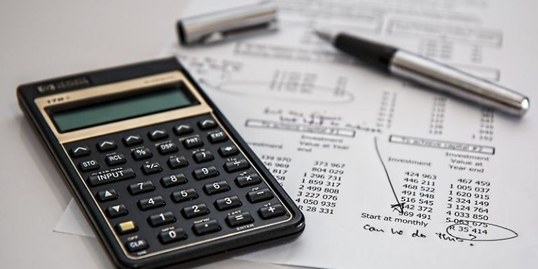 calculating investment allocations