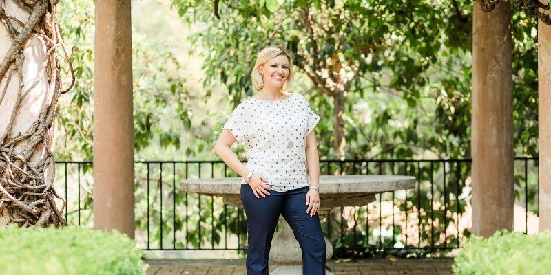 Kristen Taylor 2020 Spotlight on the team Mission Wealth Client Advisor