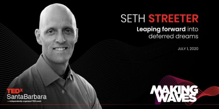Seth Streeter TedX Redefining Wealth Mission Wealth