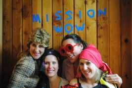 girlies Mt olympus Mission WOW ski women