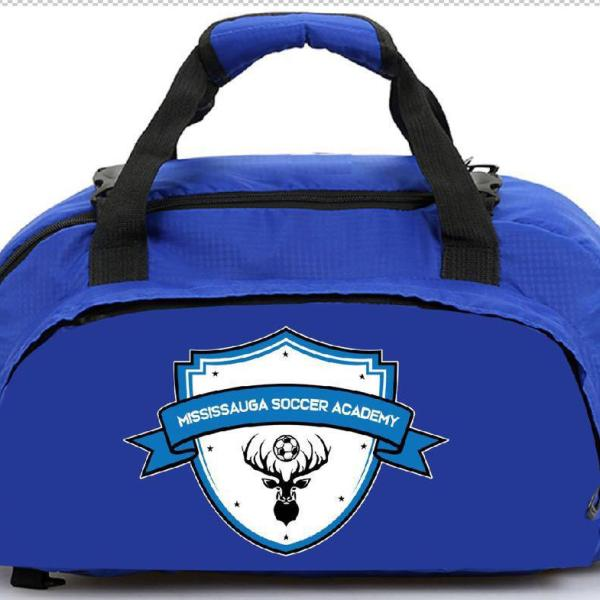 Mississauga Soccer Academy Gym Bag
