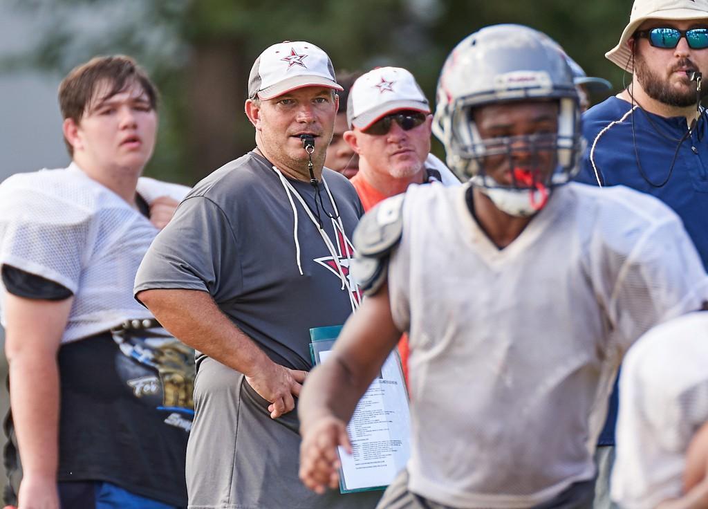 Coach Plummer Richland HS - Mississippi Scoreboard