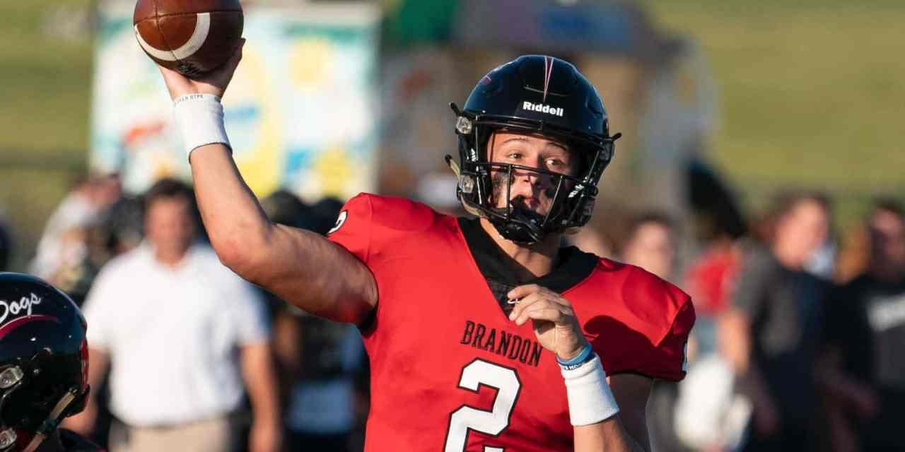 Faith, family, football are all important to Brandon's Rogers – By Torsheta Jackson