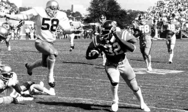 We found him! L.Q. Smith talks about his only reception, which set up the winning TD in Ole Miss' 1977 victory over national champion Notre Dame, and much more — by Billy Watkins