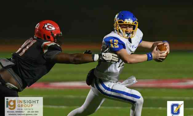 DEFENDING 6A CHAMPION OXFORD HOLDS OFF CLINTON 31-27 IN SEMIFINALS